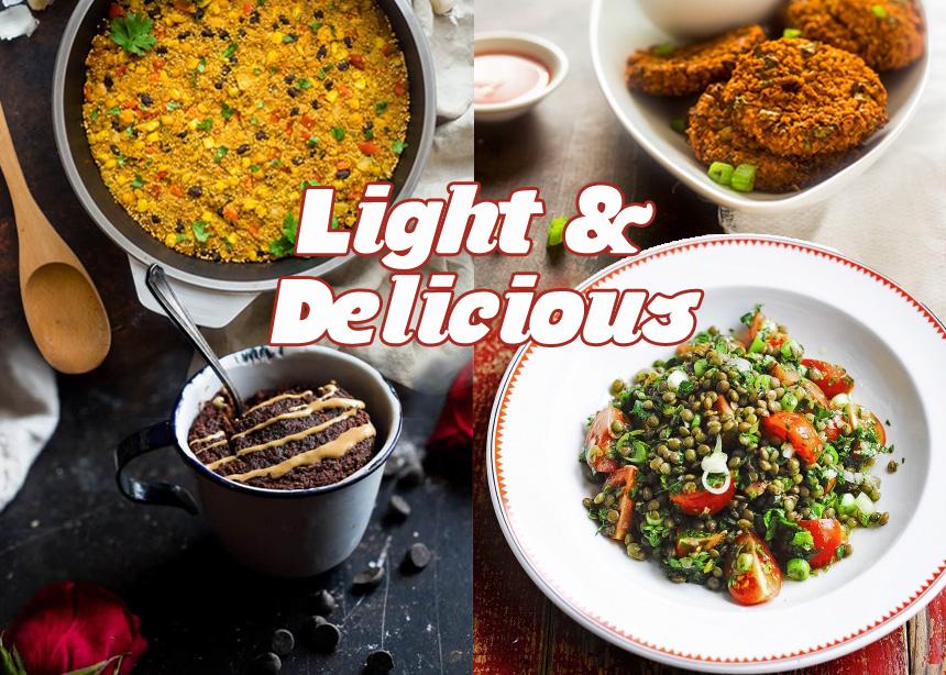 Νηστεία: Γευστικές και με λίγες θερμίδες συνταγές για να μην χαλάσεις τη δίαιτά σου