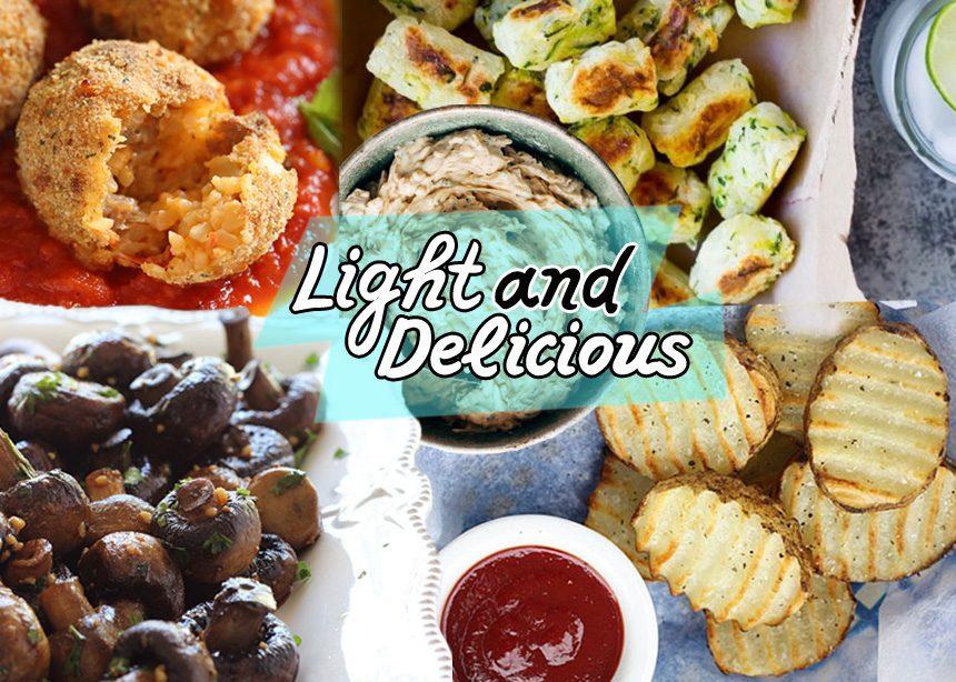 Συνταγές για την Τσικνοπέμπτη: Light συνοδευτικά με λίγες θερμίδες | tlife.gr