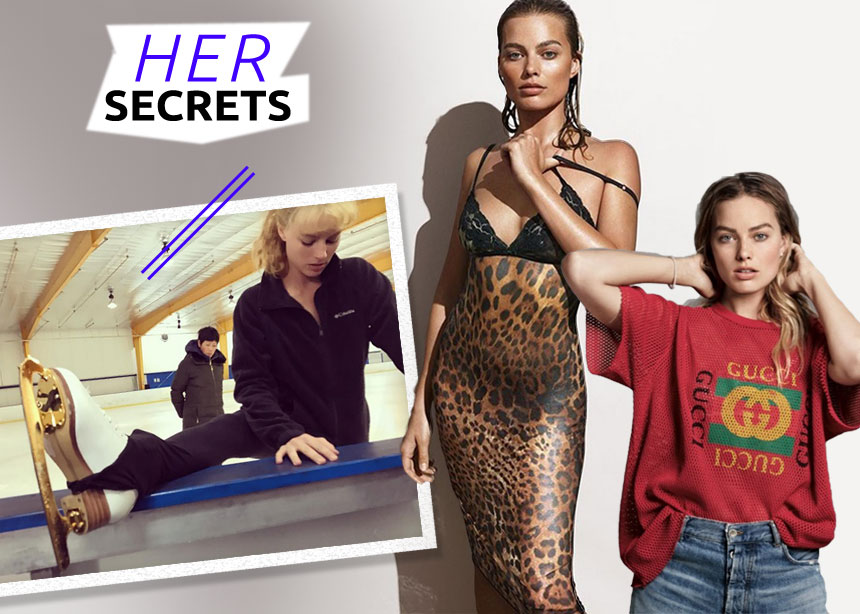 I, Tonya: Η σκληρή γυμναστική της Margot Robbie για να μοιάζει με Ολυμπιονίκης
