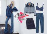 Η fashion editor προτείνει τα καλύτερα τζιν ρούχα της αγοράς για να φορέσεις τώρα και τη νέα σεζόν