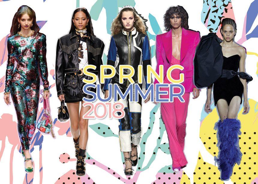 5720a1b01f9 Άνοιξη-Καλοκαίρι 2018: Οι μεγαλύτερες τάσεις που θα φορέσεις τη νέα σεζόν  (part 2)