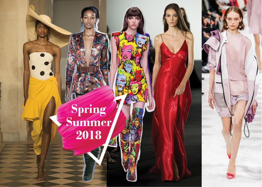 Άνοιξη-Καλοκαίρι 2018: Οι μεγαλύτερες τάσεις που θα φορέσεις τη νέα σεζόν (part 1)