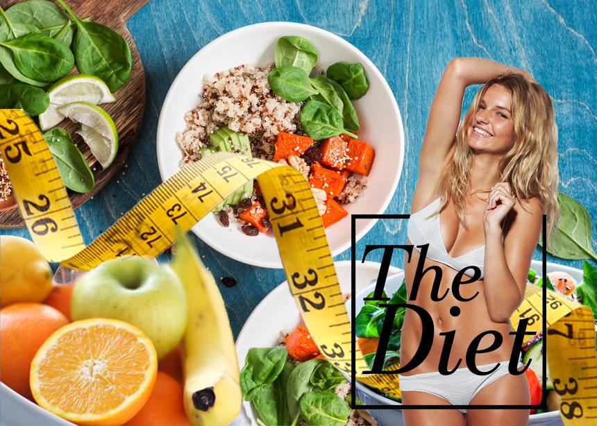 Η ιδανική δίαιτα για να εξαφανίσεις το λίπος από την κοιλιά και να χάσεις 4 κιλά
