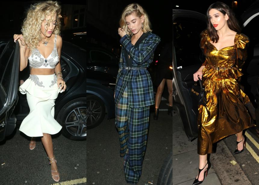 Brit Awards After Party: Τα looks που φόρεσαν οι σταρ για να… το γιορτάσουν!