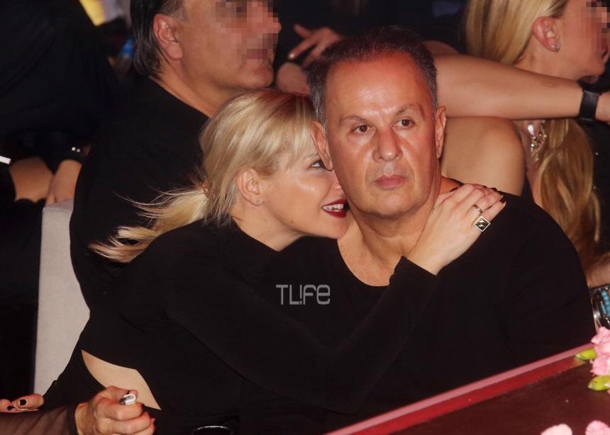 Μαρία Μπεκατώρου – Αντώνης Αλεβιζόπουλος: Τρυφερές στιγμές σε βραδινή έξοδο! [pics] | tlife.gr