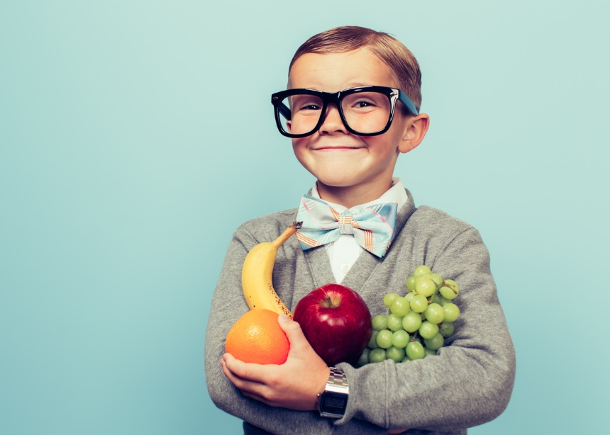 Brain Foods: 10 τροφές που θα κάνουν το μικρό σου πιο… έξυπνο!
