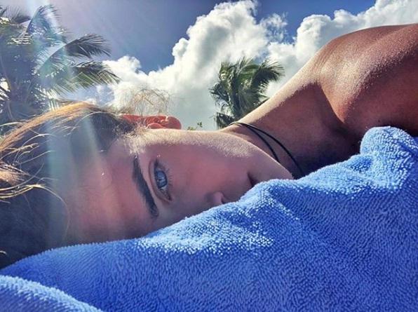Χριστίνα Μπόμπα: Η ζωή στην Καραϊβική τής πάει! [pics,vid] | tlife.gr