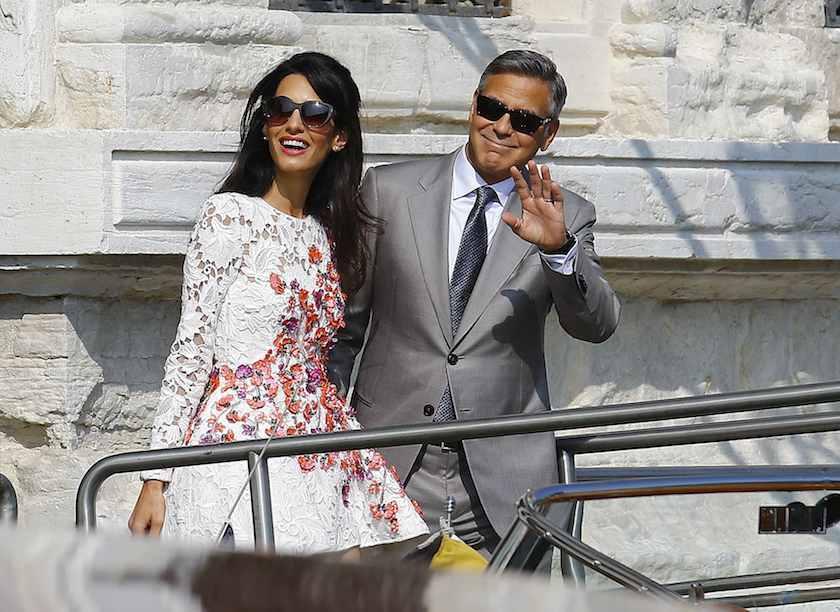 Amal και George Clooney: Πού θα ξοδέψουν 500.000 δολάρια | tlife.gr