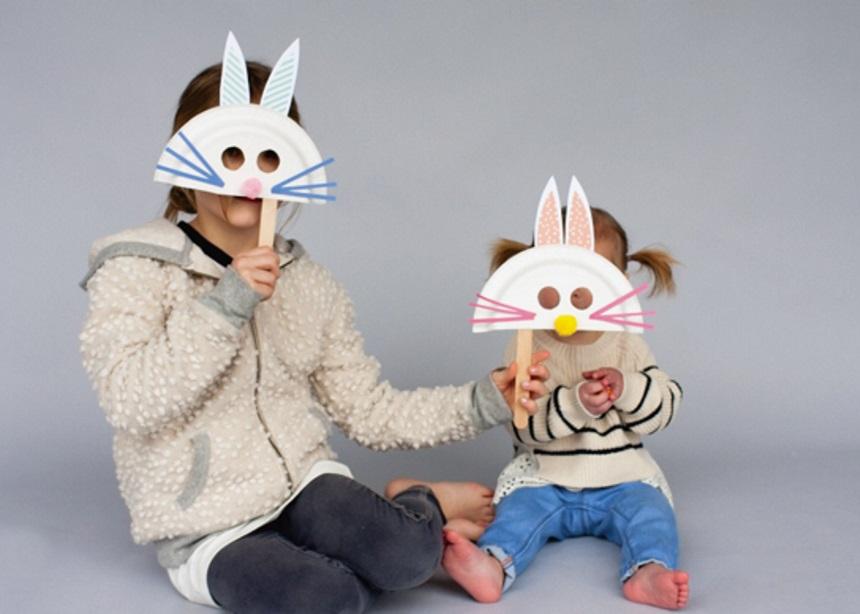 Φτιάξε μόνη σου τις πιο φανταστικές αποκριάτικες μάσκες για τα παιδιά! | tlife.gr