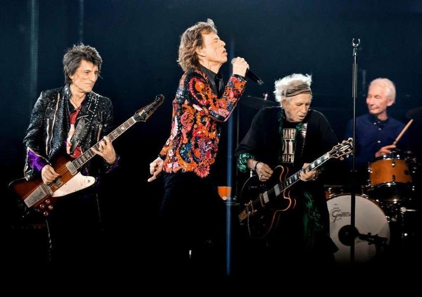 Οι Rolling Stones ξεκινούν περιοδεία