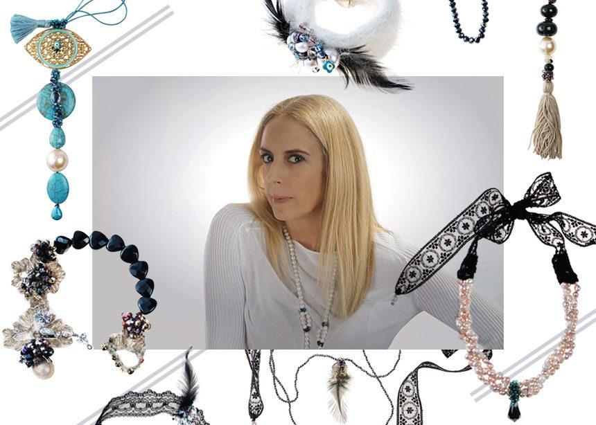 Earth's Tears: Η Έλενα Κοντορούση προσθέτει στις εμφανίσεις σου στιλ και θετική ενέργεια! | tlife.gr