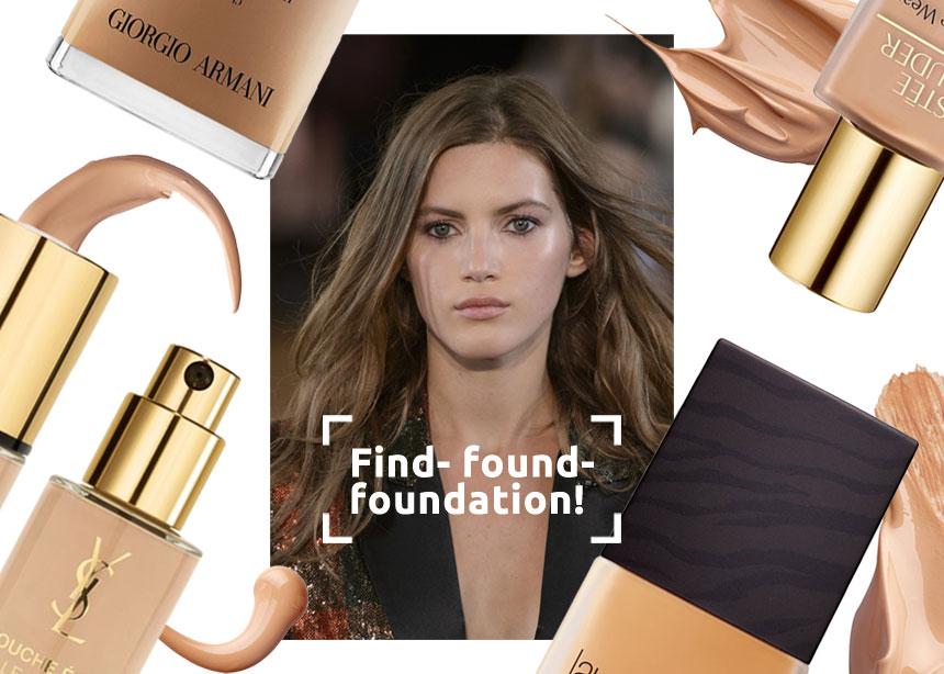 7 foundation που είναι εκεί χωρίς να φαίνεται ότι είναι!