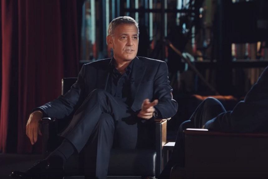 George Clooney: Έτσι γνώρισε την Amal Alamuddin! Video