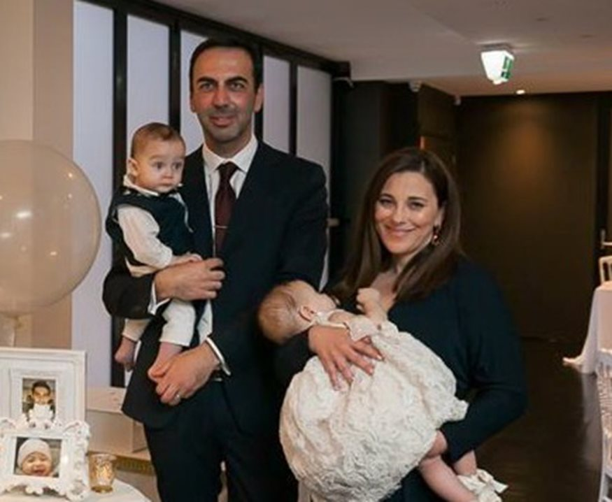 Κώστας Γρίμπιλας: Απέκτησε μια ακόμη κόρη με την σύζυγό του Πόπη!   tlife.gr