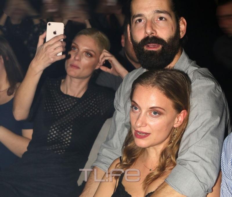 Λένα Δροσάκη: Βραδινή έξοδος για την ηθοποιό με τον σύντροφό της! | tlife.gr
