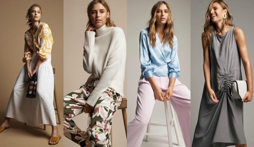 ba8c2a3d804 Τα Marks & Spencer υποδέχονται τη σεζόν Άνοιξη / Καλοκαίρι '18 με τη φυσική  κομψότητα και το ανεπιτήδευτο στυλ που χαρακτηρίζει τα ρούχα τους όλα αυτά  τα ...
