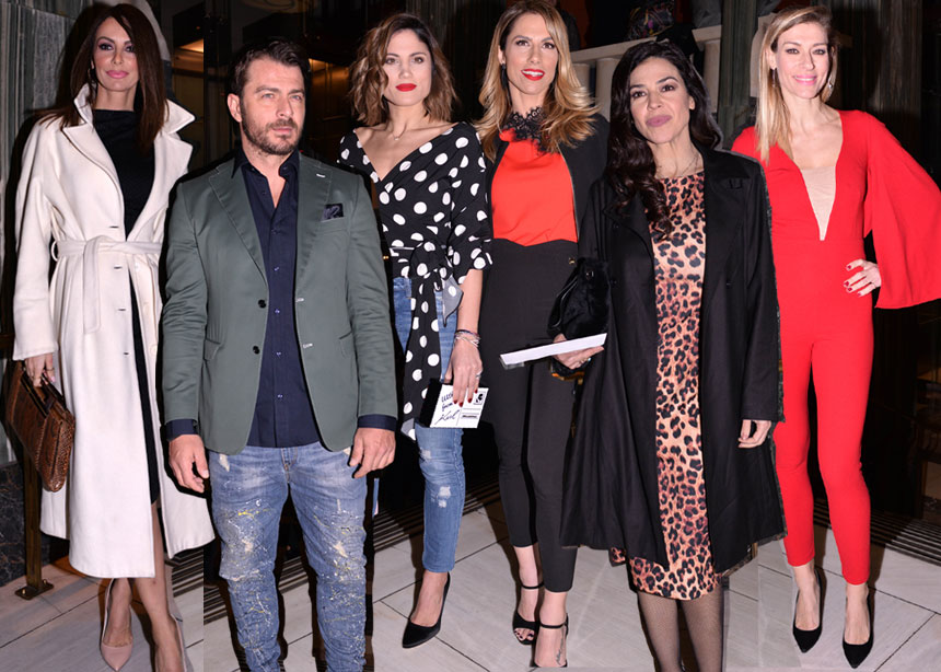 Οι celebrities επέλεξαν το… Cabaret στο Παλλάς! [pics] | tlife.gr