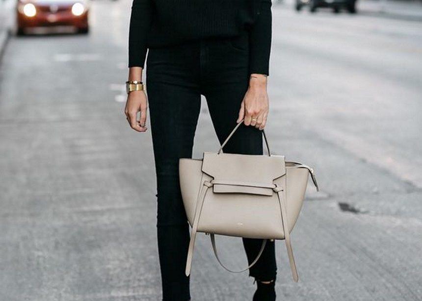 Ο νέος τρόπος για να κρατάς την τσάντα σου! | tlife.gr