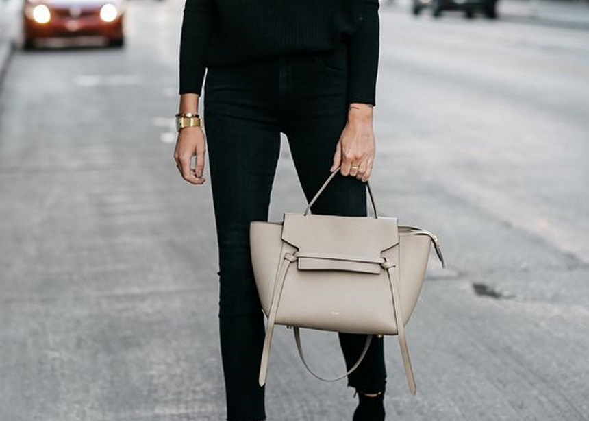 Ο νέος τρόπος για να κρατάς την τσάντα σου!
