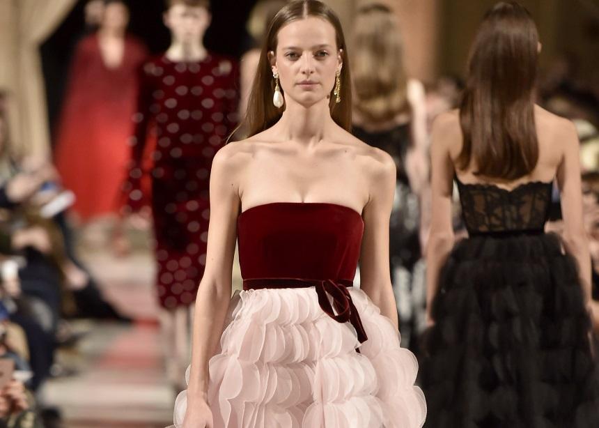 "Oscar de la Renta: Μια συλλογή για ""μοντέρνες πριγκίπισσες"" με στιλ"