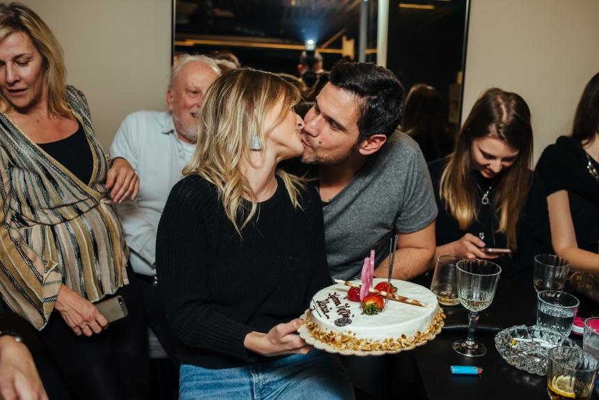 Ιλένια Ουίλιαμς: Γιόρτασε τα γενέθλιά της με τον Δημήτρη Ουγγαρέζο και τους γονείς της! | tlife.gr