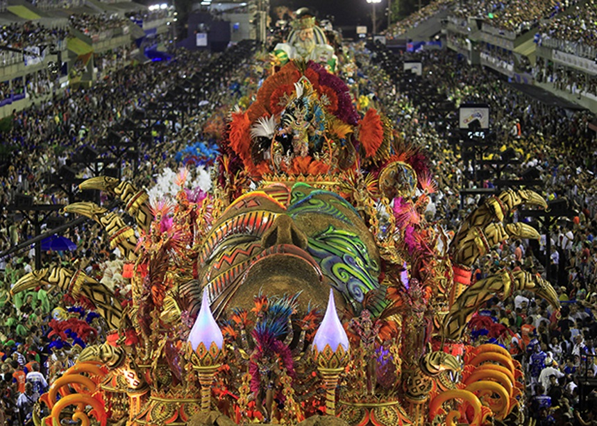 Βραζιλία: Το καρναβάλι του Ρίο, το διασημότερο καρναβάλι του κόσμου σε… αριθμούς | tlife.gr