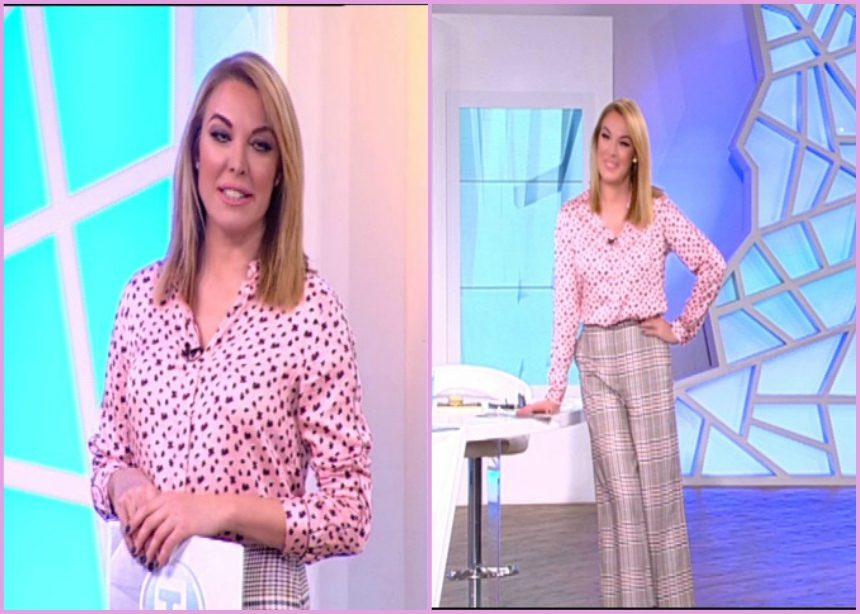 Το look της Τατιάνας σήμερα (27/2) | tlife.gr
