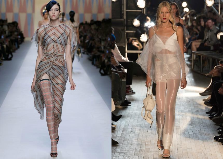 536fa1e9c10 Η τάση αυτή κυριάρχησε κυρίως στα catwalks των Givenchy, Balenciaga, Stella  McCartney.