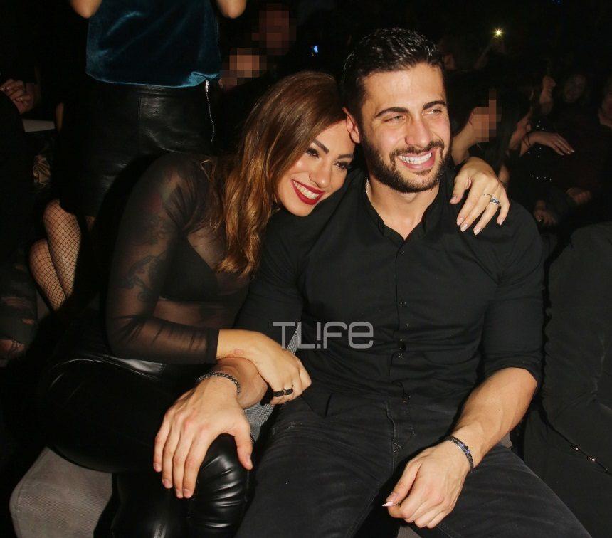 Ευριδίκη Βαλαβάνη: Δημόσια φιλιά και αγκαλιές με τον σύντροφό της Κωνσταντίνο Βασάλο! [vid] | tlife.gr