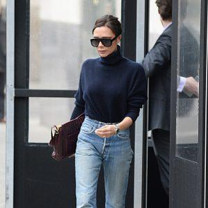 Πως να διατηρήσεις τη φόρμα του τζιν σου σύμφωνα με την Victoria Beckham