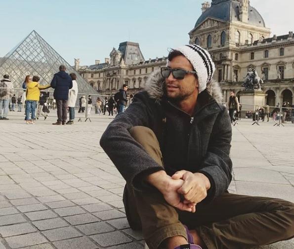 Γιάννης Δρυμωνάκος: Μετά το Survivor περνάει υπέροχα στο Παρίσι [pics] | tlife.gr