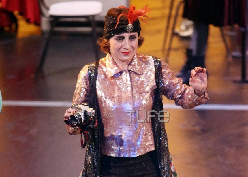 Ευδοκία Ρουμελιώτη: Θεατρική πρεμιέρα με τον σύζυγό της στο πλευρό της! [pics] | tlife.gr
