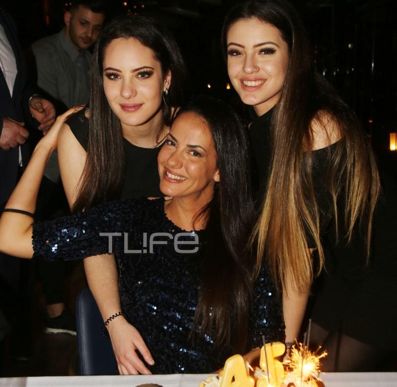 Εύη Αδάμ: «Διπλά» γενέθλια με την κόρη της Νεφέλη! Τα πόσα έκλεισε;  [pics]   tlife.gr