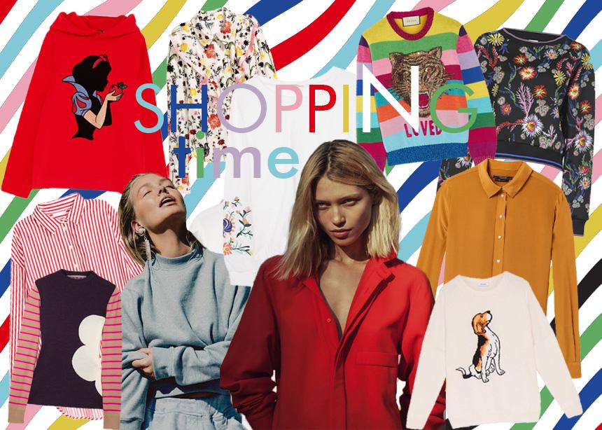 Οι επιλογές μιας fashion editor: Τα πιο ωραία τοπ της Άνοιξης που θα βρεις τώρα στην αγορά | tlife.gr