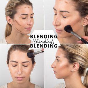 Blending: τι είναι και γιατί πρέπει οπωσδήποτε να το κάνεις στο μακιγιάζ σου!