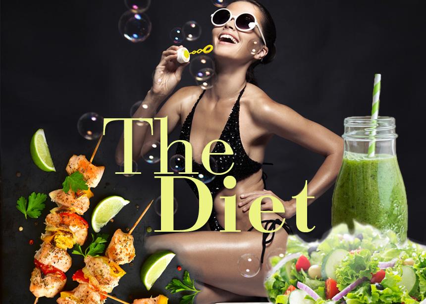 Δίαιτα 2 σε 1: Για να χάσεις 5 κιλά (μόνο λίπος!) και να αποκτήσεις τέλεια γράμμωση   tlife.gr
