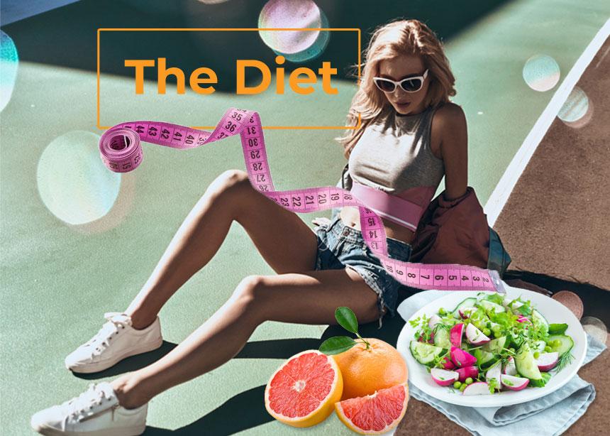 Γρήγορη δίαιτα: Χάσε 8 κιλά σε ένα μήνα!