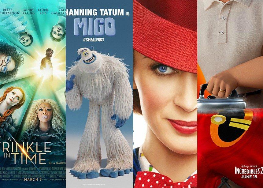 Τέσσερις πολυαναμενόμενες παιδικές ταινίες που θα κυκλοφορήσουν τους επόμενους μήνες! | tlife.gr