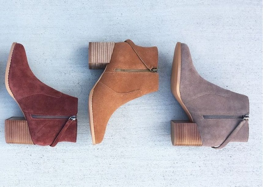 Πως πρέπει να περιποιούμαι τα suede μου παπούτσια; | tlife.gr