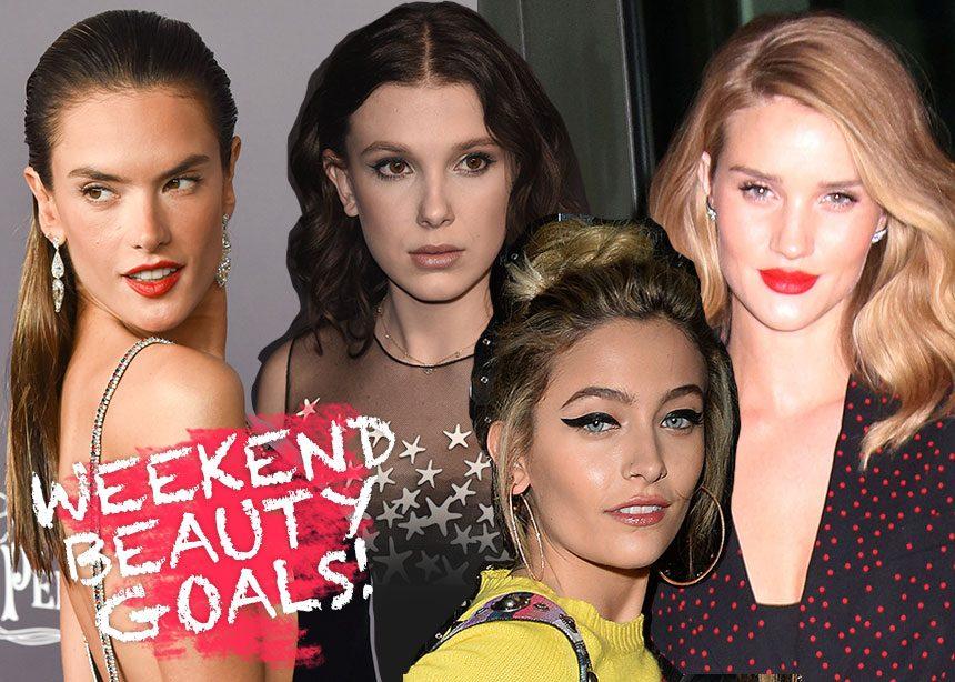 Weekend beauty goals!   tlife.gr