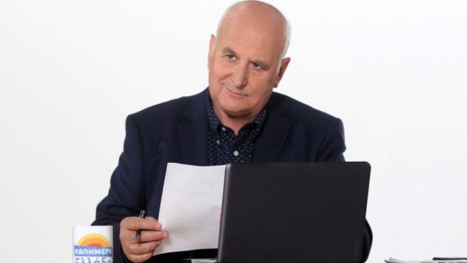 """Γιώργος Παπαδάκης: Ξεσπά για τη συμφορά στην Αττική. """"Σκάστε επιτέλους""""!"""