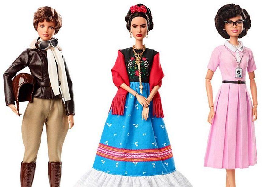 Η Barbie γιορτάζει την Παγκόσμια Ημέρα της Γυναίκας με μια συλλεκτική συλλογή! | tlife.gr