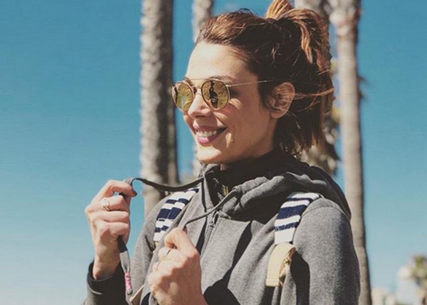 Ιωάννα Τριανταφυλλίδου: Πώς περνάει στην Καλιφόρνια όσο ο Πάνος Βλάχος είναι στο Λονδίνο | tlife.gr
