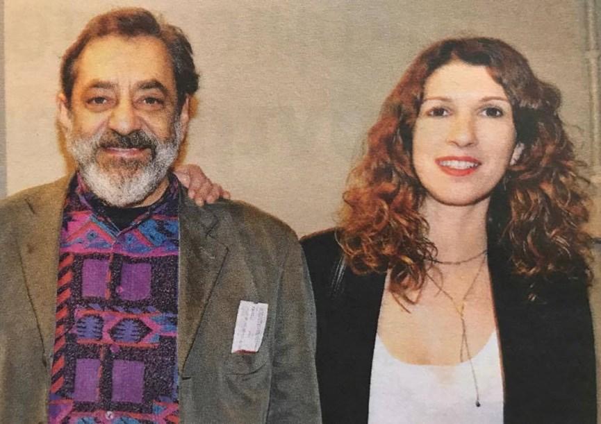 Ο Αντώνης Καφετζόπουλος για τη σύντροφό του: «Είναι εξαιρετικό πλάσμα η Βάσω» | tlife.gr