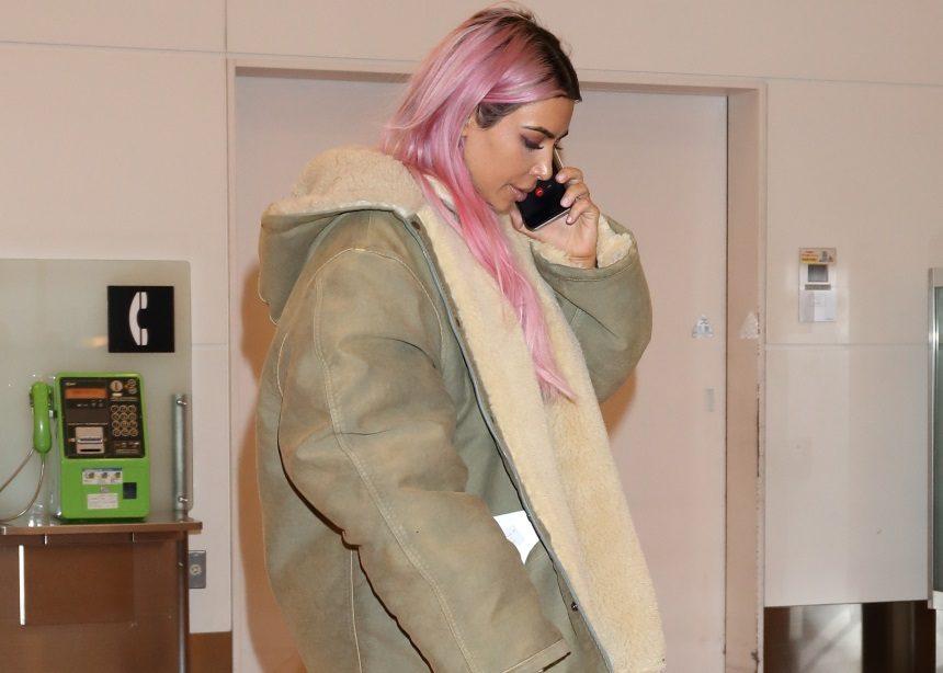 Η Kim Kardashian πρωταγωνιστεί στην 7η συλλογή των Yeezy φωτογραφημένη από… παπαράτσι | tlife.gr