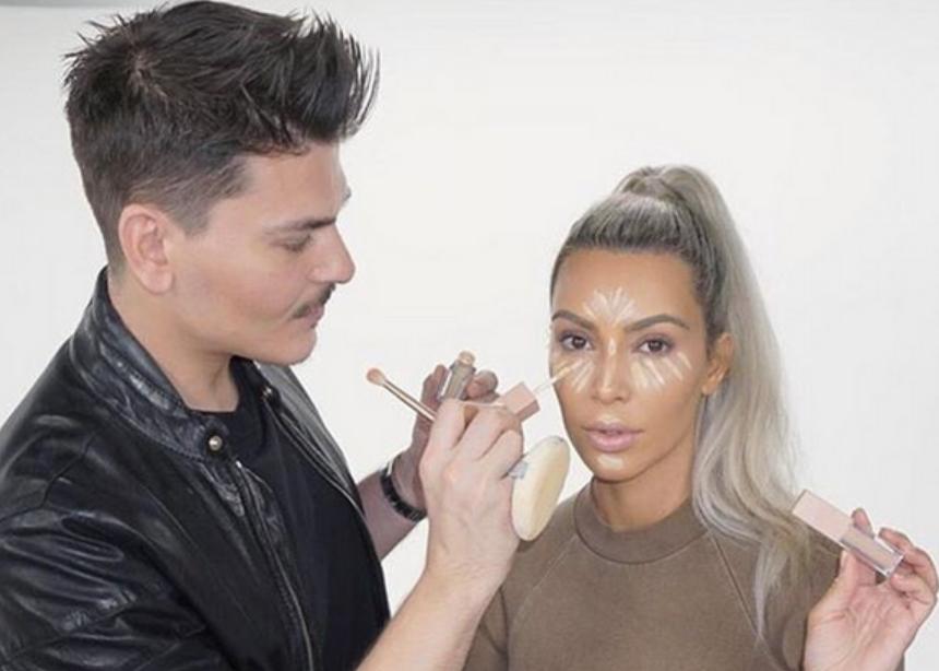 Η Kim Kardashian και ο Mario Dedivanovic κυκλοφορούν σειρά μακιγιάζ! Όλα τα info!