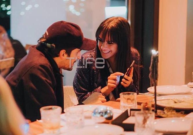 Κόνυ Μεταξά: Full in love, σε ρομαντικό δείπνο, με τον αγαπημένο της! [pics]