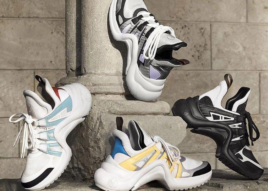 Το Λούβρο ετοίμασε ένα φοβερό event για όσους αγαπούν τα sneakers (εμάς δηλαδή) | tlife.gr