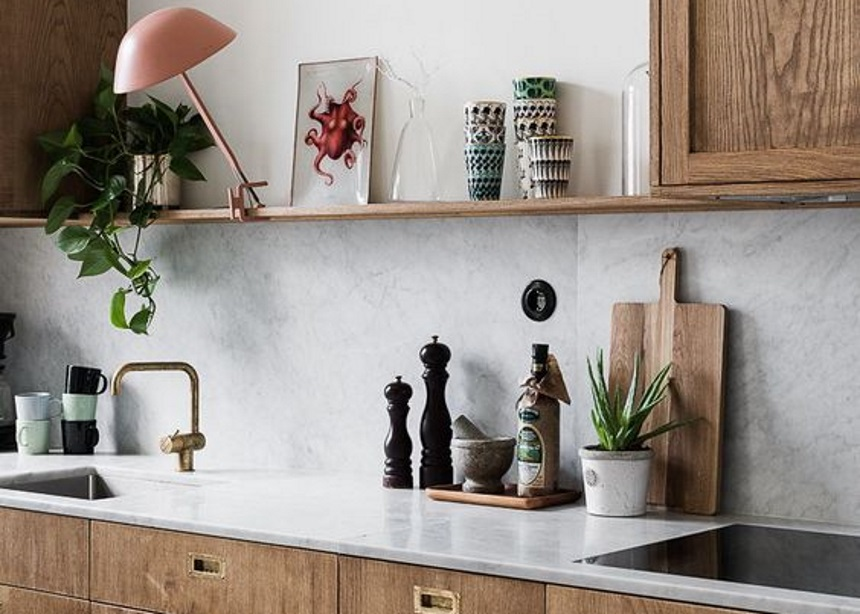 Πέντε βήματα για να αποκτήσεις τη minimal κουζίνα των ονείρων σου! | tlife.gr