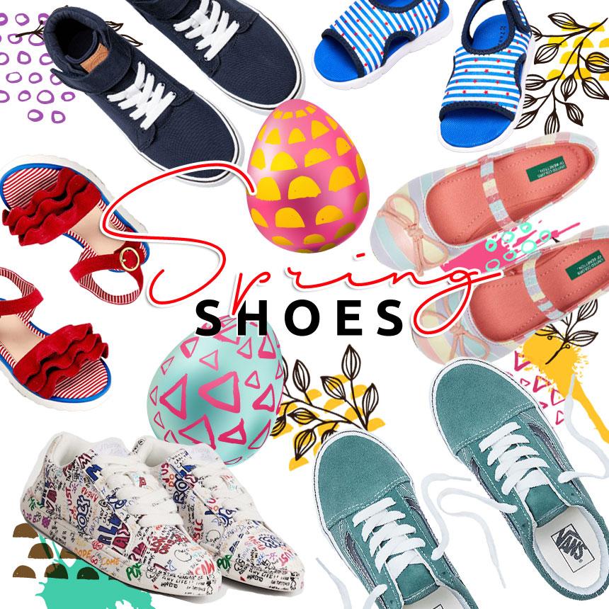 9b12ab325b3 Πασχαλινά δώρα: Τα πιο χαριτωμένα παιδικά παπούτσια της αγοράς για ...